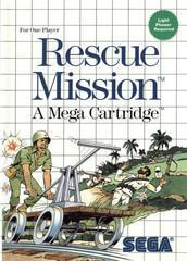 Rescue Mission Sega Master System Prices