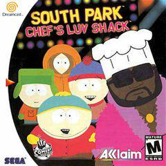 South Park Chef's Luv Shack Sega Dreamcast Prices