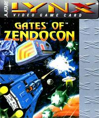 Gates of Zendocon Atari Lynx Prices
