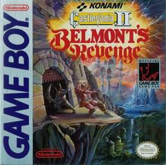 Castlevania II Belmont's Revenge GameBoy Prices