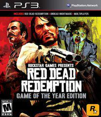 Red Dead Redemption [Game of the Year] Playstation 3 Prices