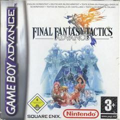 Final Fantasy Tactics Advance PAL GameBoy Advance Prices