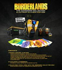 Borderlands: The Handsome Collection [Claptrap-in-a-Box] Xbox One Prices
