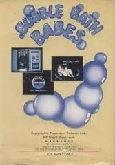 Bubble Bath Babes - Back | Bubble Bath Babes NES