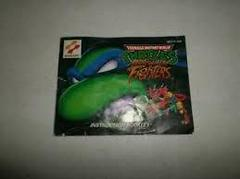 TMNT Tournament Fighters - Instructions | Teenage Mutant Ninja Turtles Tournament Fighters NES