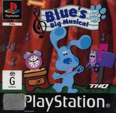 Blue's Clues Blue's Big Musical PAL Playstation Prices