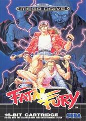 Fatal Fury PAL Sega Mega Drive Prices