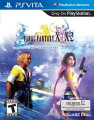 Final Fantasy X X-2 HD Remaster Playstation Vita Prices