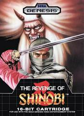 The Revenge of Shinobi Sega Genesis Prices