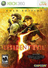 Resident Evil 5 [Gold Edition] Xbox 360 Prices