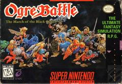 Ogre Battle The March of the Black Queen Super Nintendo Prices
