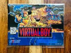 Jack Bros - Instructions | Jack Bros. Virtual Boy