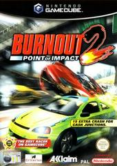 Burnout 2 Point of Impact PAL Gamecube Prices
