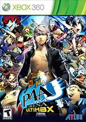 Persona 4 Arena Ultimax Xbox 360 Prices