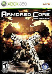 Armored Core For Answer Xbox 360 Prices