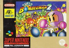Super Bomberman 2 PAL Super Nintendo Prices