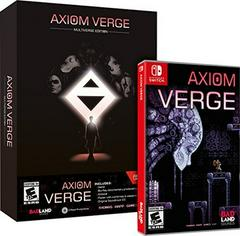 Axiom Verge Multiverse Edition Nintendo Switch Prices