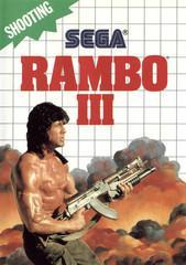 Rambo III Sega Master System Prices