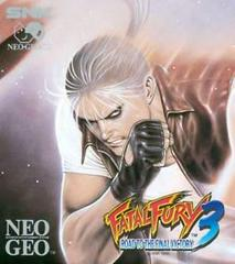 Fatal Fury 3 Neo Geo Prices