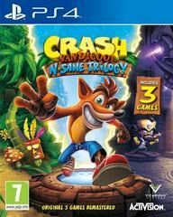 Crash Bandicoot N. Sane Trilogy PAL Playstation 4 Prices