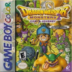 Dragon Warrior Monsters 2 Cobi's Journey GameBoy Color Prices