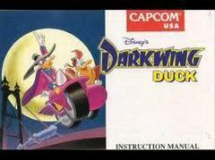 Darkwing Duck - Instructions | Darkwing Duck NES
