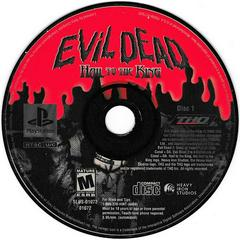 Game Disc 1 | Evil Dead Hail to the King Playstation