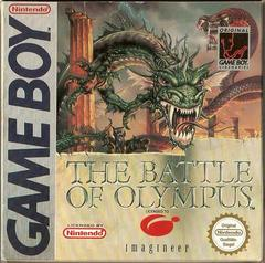 Battle of Olympus PAL GameBoy Prices