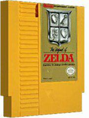 Zelda Test Cartridge NES Prices