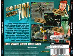 Back Of Case | Cannon Spike Sega Dreamcast
