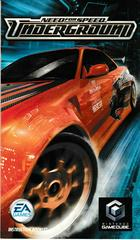 Manual - Front | Need for Speed Underground Gamecube