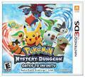 Pokemon Mystery Dungeon Gates To Infinity | Nintendo 3DS
