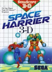 Space Harrier 3D Sega Master System Prices