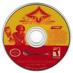 Game Disc | Sphinx and the Cursed Mummy Gamecube
