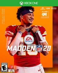 Madden NFL 20 Xbox One Prices