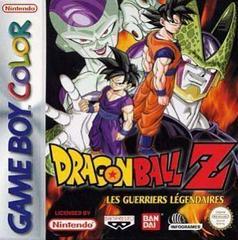 Dragon Ball Z Legendary Super Warriors PAL GameBoy Color Prices