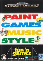 Fun 'n Games PAL Sega Mega Drive Prices