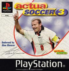Actua Soccer 3 PAL Playstation Prices