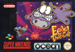 Eek The Cat PAL Super Nintendo Prices