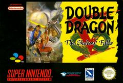 Double Dragon V The Shadow Falls PAL Super Nintendo Prices