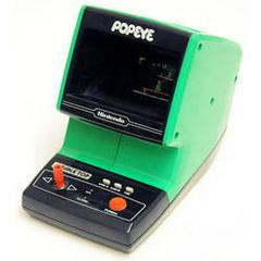 Popeye [PG-74] Game & Watch Prices