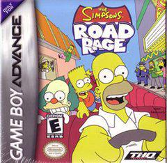 The Simpsons Road Rage GameBoy Advance Prices