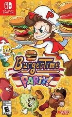 BurgerTime Party Nintendo Switch Prices
