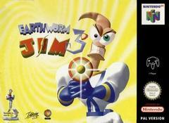 Earthworm Jim 3D PAL Nintendo 64 Prices