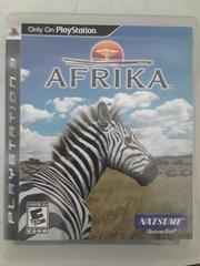 Case   Afrika Playstation 3