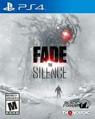 Fade to Silence Playstation 4 Prices