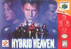 Hybrid Heaven Nintendo 64 Prices