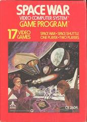 Space War Atari 2600 Prices