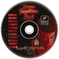 Game Disc   Virtua Fighter 3tb Sega Dreamcast