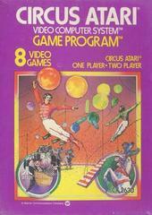 Circus Atari Atari 2600 Prices